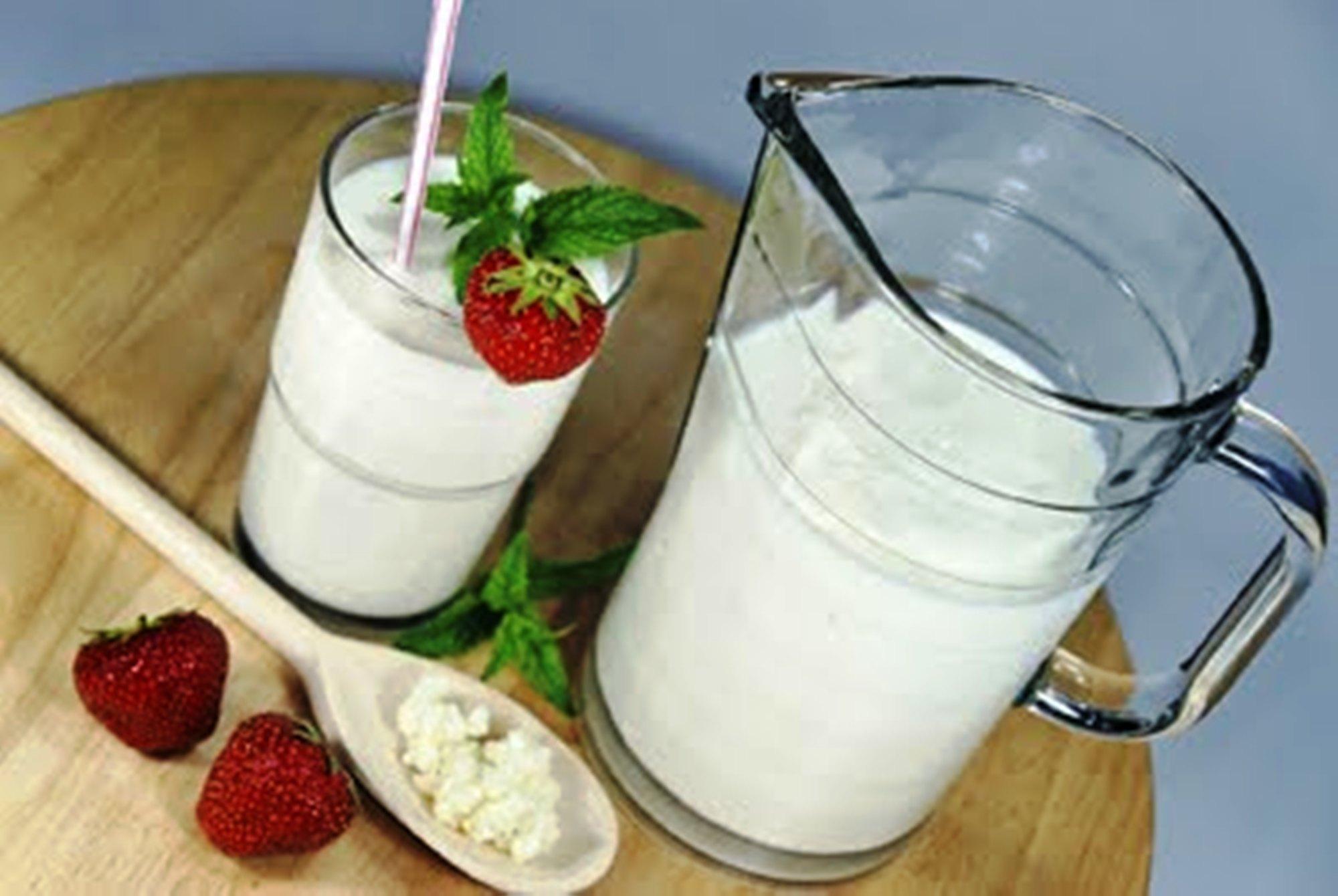 Можно ли похудеть с помощью молока